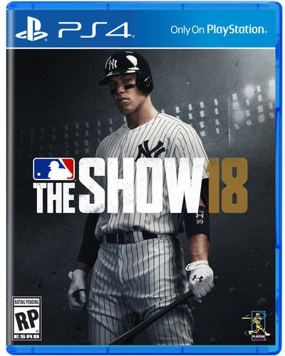 MLB The Show 18 PS-4 US