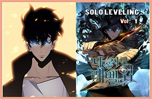 Solo Leveling Full series: Comic volume 1 (English Edition)