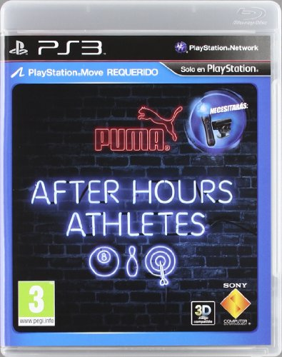 After Hours Athletes [Import spagnolo]