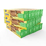 Bahlsen Leibniz Butter Biscuits (18 Pack) | Our classic Whole Wheat Butter Biscuit (7 ounce boxes)
