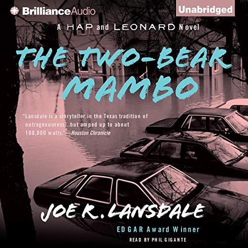 The Two-Bear Mambo audiobook cover art