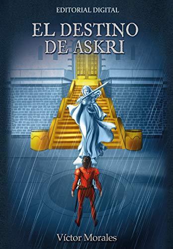 El destino de Askri: Una épica aventura en un mundo fantás