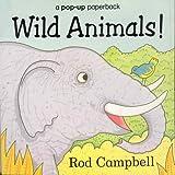 Wild Animals!: A Pop-up Book