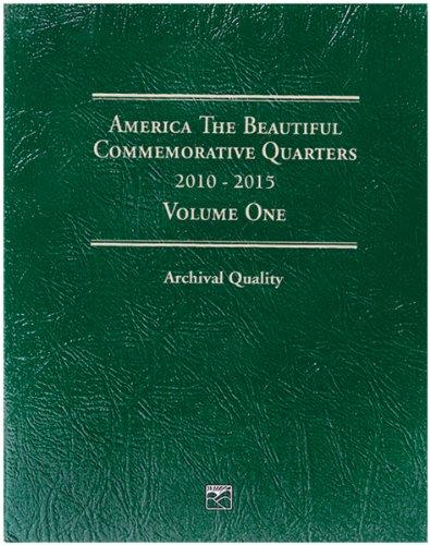 Littleton America The Beautiful Commemorative Quarter Folder-Volume...