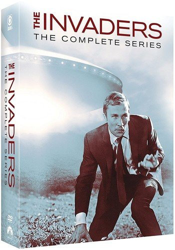 The Invaders: The Complete Series