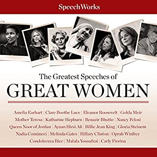 The Greatest Speeches of Great Women cover art