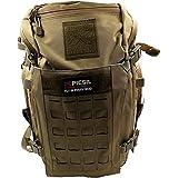 PicSil Mochila Militar de Asalto Impermeable 40L de Capacidad Mochila Táctica Militar Nylon 600D...