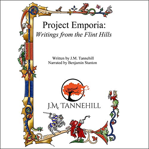 『Project Emporia: Writings from the Flint Hills』のカバーアート