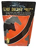 LMF Feeds Digest 911' 5 lb prebiotic and probiotic Supplement for Horses ruminants and Pets