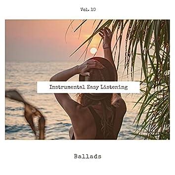 Instrumental Easy Listening Ballads, Vol. 10