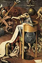 Hieronymus Bosch Journal #5: Cool Artist Gifts - Garden of Earthly Delights Hieronymus Bosch Notebook Journal To Write In 6x9