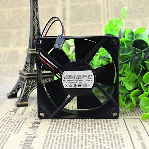 Financial sales sale FOR NMB NEW before selling 3112KL-05W-B59 8032 24V Converter Cooling Radiator 0.25A