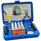 57 tlg. Reifen-Reparatur-Set-Auto - PKW Pannenhilfe - HEAVY DUTY Ausführung - KFZ PKW MOTORRAD QUAD