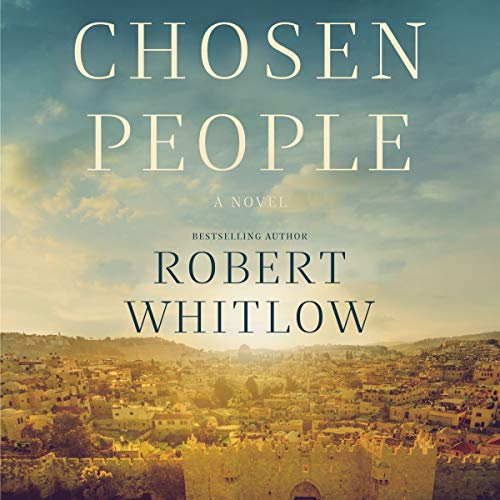 Chosen People audiobook cover art