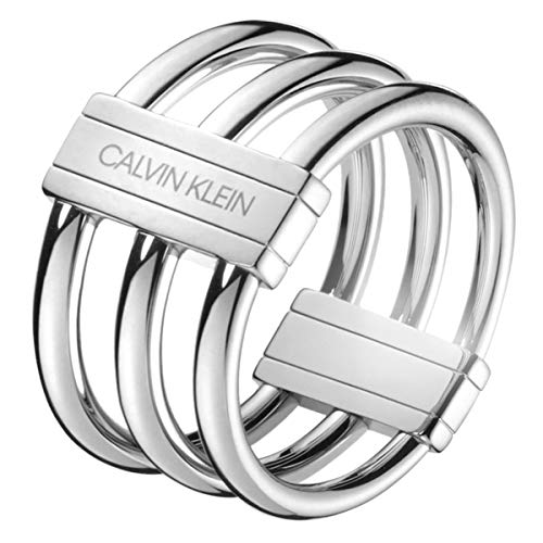 Calvin Klein Damenring In Sync Ring KJBDMR000107 Ringgröße 54/17,2
