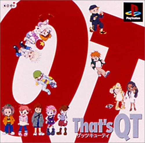 That's QT(ザッツ キューティ)