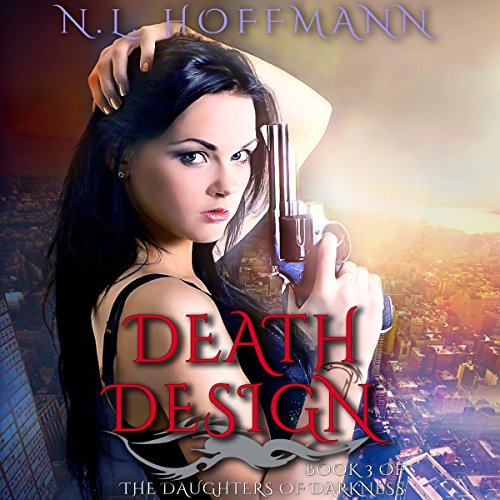 Death Design audiobook cover art