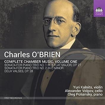 O'Brien: Complete Chamber Music, Vol. 1