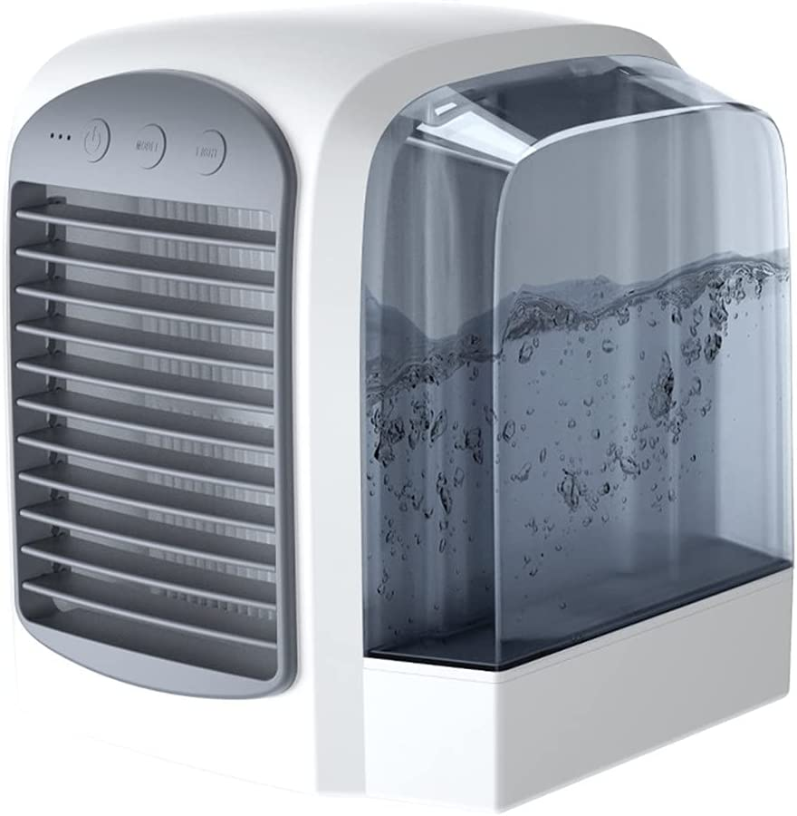 Purchase WEGHD Breeze Maxx Air Water-Cooled Max 59% OFF Cooler Portablerechargeable