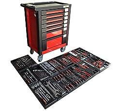 Benson Tools Werkstattwagen Box 542