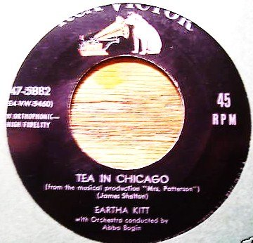 Tea in Chicago.... Side 2: If I Was a Boy.