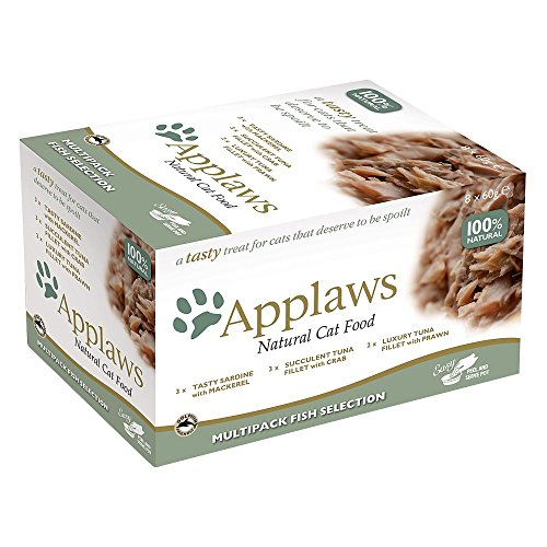 Applaws Multipack Selection Fisch 8 x 60 g Multipack 8 x 60 g