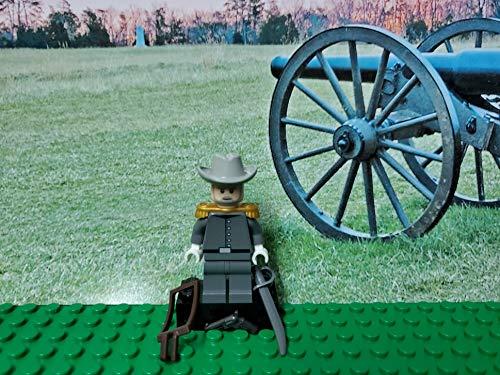 LEGO Civil War Confederate General Robert E. Lee. Army of Northern Va!