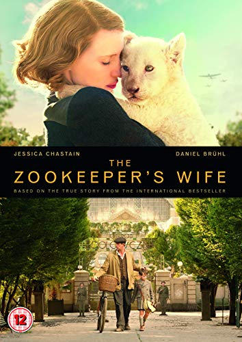 DVD1 - The ZookeeperS Wife (1 DVD)