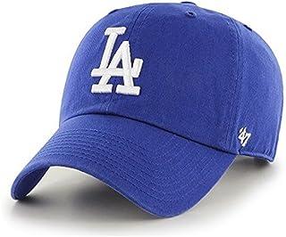 '47 Brand MLB カジュアルキャップ(CLEAN UP CAP/クリーンナップ キャップ) ロサンゼルス・ドジャース