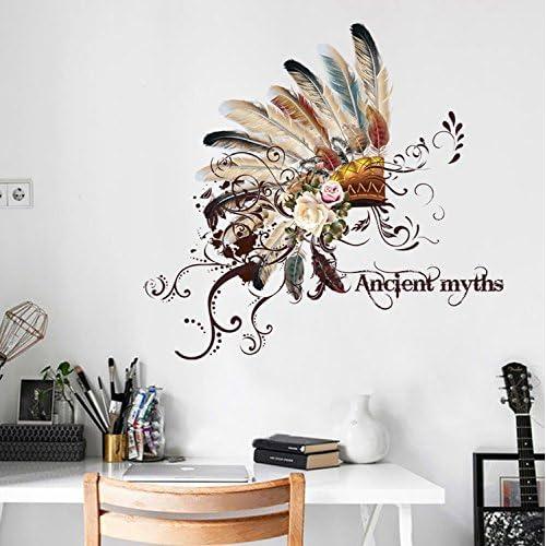Feather Wall Decor Amazon Co Uk