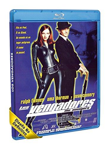 Los Vengadores (1998) Blu-Ray [Blu-ray]