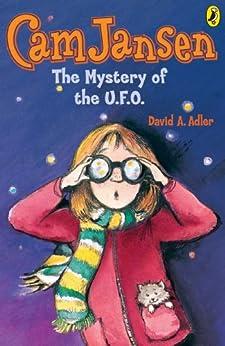 Cam Jansen: The Mystery of the U.F.O. #2 by [David A. Adler, Susanna Natti]