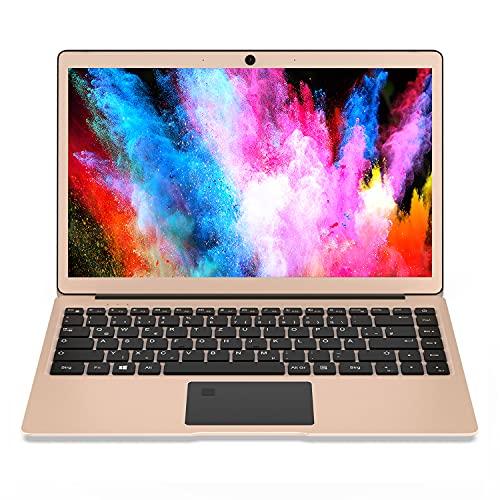 Laptop 13,3 Zoll Notebook Intel Core i5-7Y54 8GB RAM 256GB SSD 1920x1080 IPS Windows 10 WiFi Bluetooth 4.0 HDMI Fingerabdruck Entsperren
