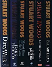 Stuart Woods: 12-Book Collection of Stone Barrington Novels: Dirty Work; Dark Harbor; Shoot Him If He Runs; Two Dollar Bil...
