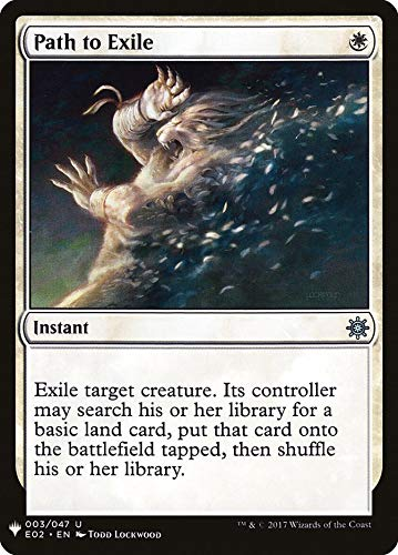 Magic: The Gathering - Path to Exile - Mystery Booster - Explorers of Ixalan