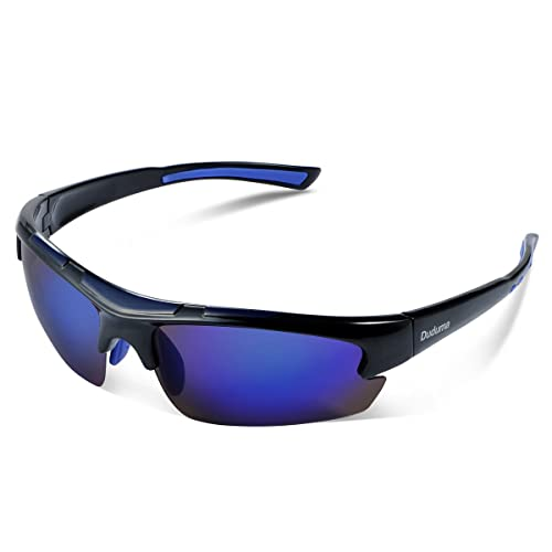 aea86a6b839 Duduma Polarized Designer Fashion Sports Sunglasses for Baseball Cycling  Fishing Golf Tr62 Superlight Frame