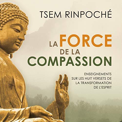 Couverture de La force de la compassion