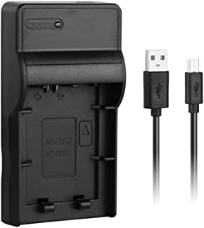 NP-FW50 Cargador rápido USB para batería de cámara Sony NP FW50 Alpha 7R a7S a3000 a5000 a6000 NEX-5N NEX-5R NEX-5T NEX-6 NEX-C3 SLT-A37 SLT-A55V Cyber DSC-RX10 y cámaras Digitales