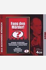 Fang den Mörder. 4 CDs Audio CD