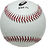 asics(アシックス) 野球 練習球 ライトショー 暗闇で光るボール BQN-TL ホワイト F