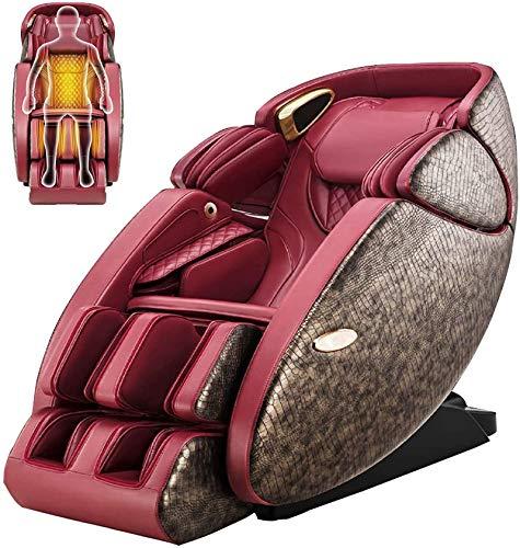 Sillas De Masaje Cuerpo Completo Y Reclinable, Masaje de lujo eléctrico RT7709 Profesional Relax SHIATSU ARM Cero Gravedad Sistema de calor magnético de amasado Sofá de masaje para ancianos Automático