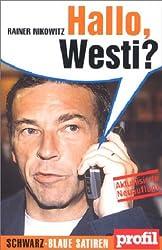 Cover Hallo, Westi?