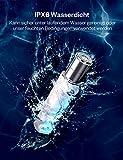 [2020 Upgrade] Anjou Gesicht Haarentferner Elektrischerr Rasierer für Frauen Damenrasierer Flawless Schmerzlose Gesichtshaarentferner USB Wiederaufladbar Tragbar für Damenbart Lippen Wangen Arm Finger - 3