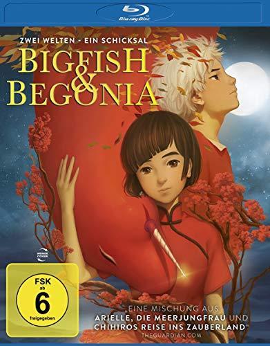 Big Fish & Begonia - Zwei Welten - Ein Schicksal [Blu-ray]
