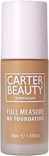 Carter Beauty Full Measure HD Foundation, Gingerbread