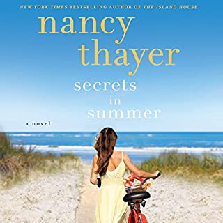 Secrets in Summer audiobook cover art