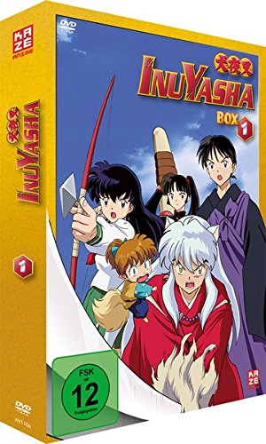 InuYasha - TV Serie - Vol.1 - [DVD] Relaunch