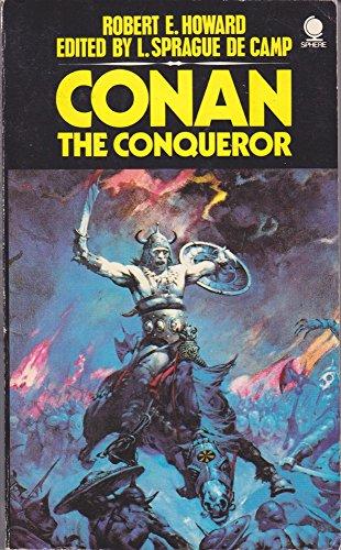 Conan the Conqueror 0722147082 Book Cover