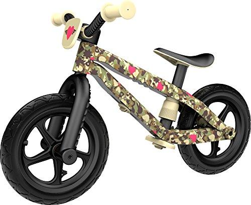 Chillafish BMXie-RS Army of Love Bicicleta de Aprendizaje, U