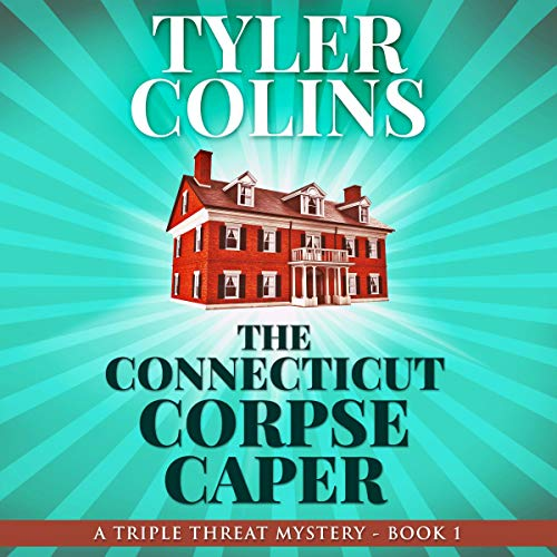 The Connecticut Corpse Caper  By  cover art